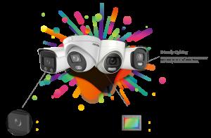 Công Nghệ Camera Hikvision Có Màu 24H – ColorVu