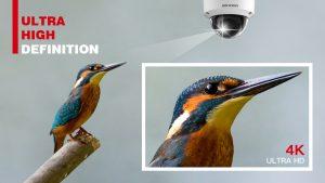 Camera Hikvison Với Công Nghệ 4K