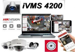 IVMS4200 – Phần Mềm Quản Lý Camera Trên Máy Tính